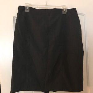 Ivanka Trump pencil skirt-grey—Size 12